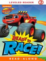 Ready to Race (nickelodeon Read-along)