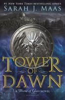 THRONE OF GLASS. NOVELLA. TOWER OF DAWN