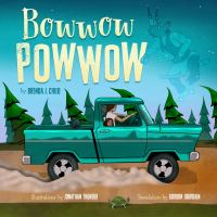 Cover of Bowwow Powwow = bagosenjig