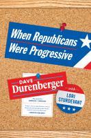 When Republicans Were Progressive