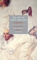 The Life of Henry Brulard