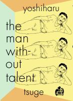 Cover of The Man Without Talent