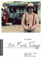 The road trilogy