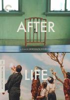 After life = Wandafururaifu1 videodisc (119 min.) : sound, color ; 4 3/4 in.