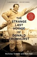 The Strange Last Journey of Donald Crowhurst