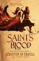 Saint's Blood