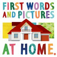First Words and Pictures at Home