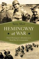 Hemingway at War