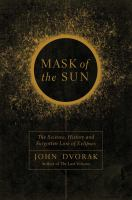 Mask of the Sun book cover