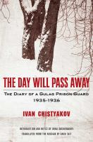 The Day Will Pass Away