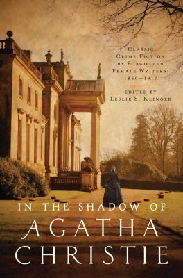 Cover image for In the Shadow of Agatha Christie