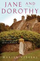 Cover of Jane and Dorothy: A True T
