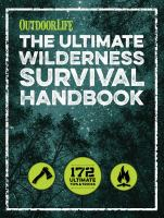 Outdoor Life Wilderness Survival Guide
