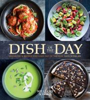 Dish of the day : 365 favorite resipes for every day of the year