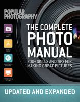 The Complete Photo Manual