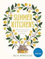 Summer kitchens : recipes and reminiscences from every corner of Ukraine