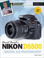 David Busch's Nikon® D5500