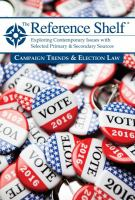 Campaign trends and election law