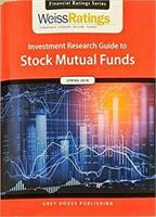 Weiss Ratings' Investment Research Guide to Stock Mutual Funds