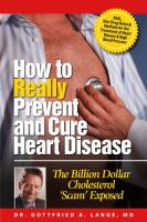 How to Really Prevent and Cure Heart Disease POD