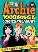Archie 1000 page comics treasury