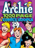 Archie: 1000 Page Comics Hoopla