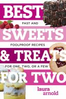 Best Sweets and Treats for Two