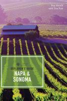 Explorer's Guide Napa & Sonoma