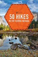50 Hikes in the Sierra Nevada
