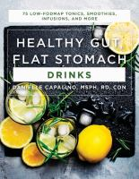 Healthy Gut, Flat Stomach Drinks
