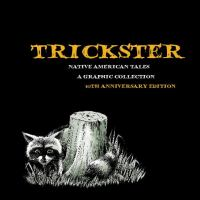 Cover of Trickster: Native American