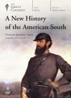 A New History of the American South