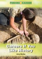 Careers If You Like History
