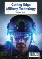 Cutting Edge Military Technology