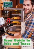 Teen Guide to Jobs and Taxes