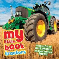 MY LITTLE BOOK OF TRACTORS
