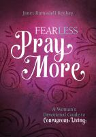 Fear Less, Pray More