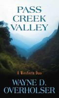 Pass Creek Valley