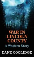 War in Lincoln County