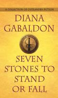 SEVEN STONES TO STAND OR FALL [large Print]