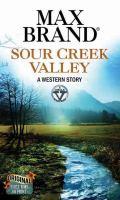 Sour Creek Valley