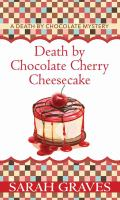Death by Chocolate Cherry Cheesecake