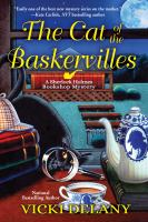 The Cat Of The Baskervilles : A Sherlock Holmes Bookshop Mystery