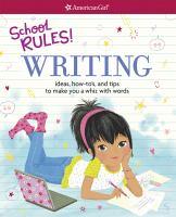 School Rules! Writing
