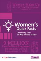 Women's Quick Facts