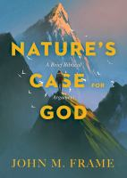 Nature's Case for God