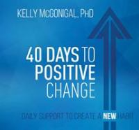 40 Days to Positive Change (CD)