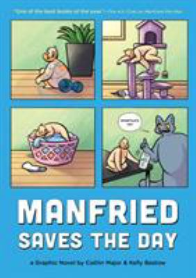 Cover image for Manfried Saves the Day