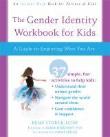 The Gender Identity Workbook for Kids