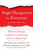 Anger Management for Everyone